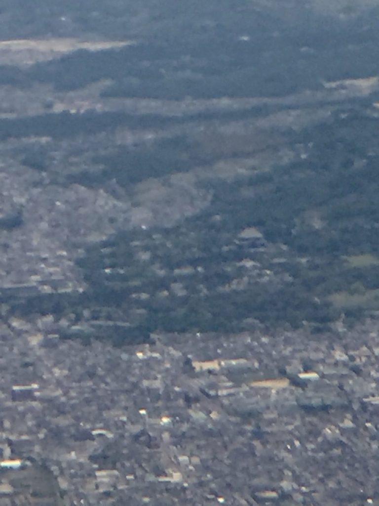 東大寺大仏殿遠景