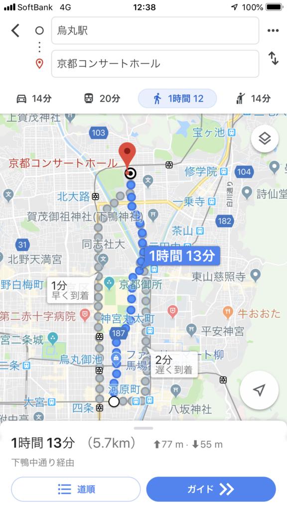から 京都 まで ここ 駅